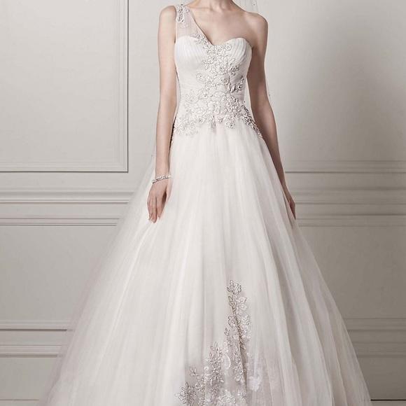 Oleg Cassini Dresses Wedding Dress Poshmark